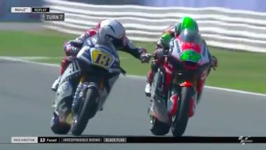MotoGP 危険行為 暴挙 ブレーキ ロマーノ・フェナティ