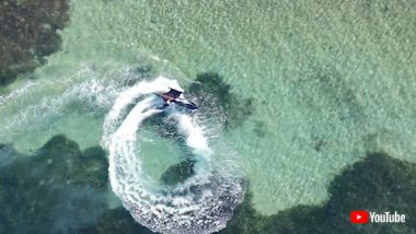 Mantra 水上バイク ホンダマリン