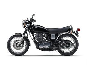 SR400 ヤマハ 40周年 バイク