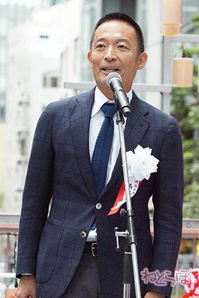 渋谷ストリーム サンディー サンロッカーガールズ