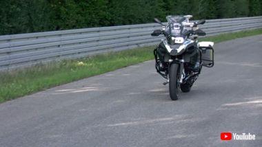 BMW 自動運転 バイク 二輪 モトラッド