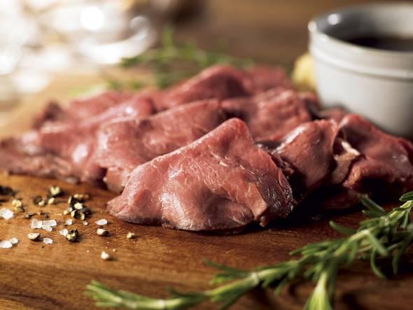炭火焼き和牛ローストビーフ