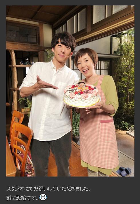 戸田恵子 高橋一生 僕らは奇跡でできている ドラマ フジテレビ カンテレ アンパンマン ブログ