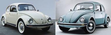 フォルクスワーゲン VW ビートル タイプ1 生産終了 最終モデル