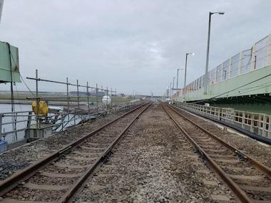 関空線 関西国際空港 電車 JR西日本 再開 復旧