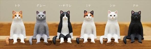 キタンクラブ・座る猫