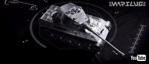 WARSLUG オール金属製ハイエンドレプリカ戦車