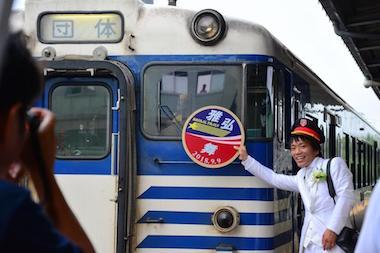 ブライダルトレイン 十日町 結婚式 JR東日本