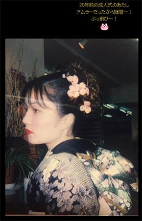 平野ノラ 安室奈美恵 引退 歌手 芸人 あぶない刑事 舘ひろし バブル ワンレン ボディコン アムラー