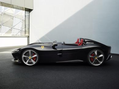 モンツァ SP1 SP2 フェラーリ