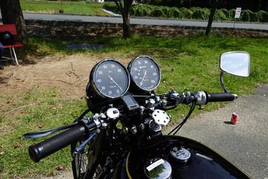 ヴィンセント ブラックシャドウ 世界最速 バイク 伝説 レストア レトロ