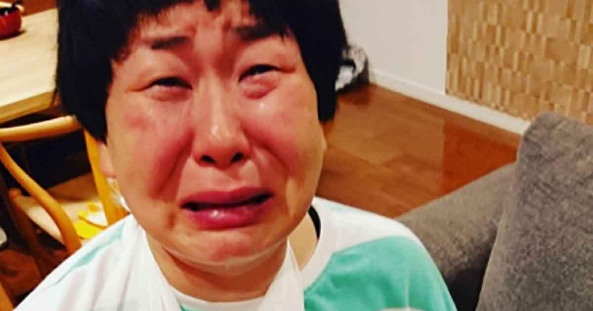 ママ、手、取れちゃった?」 「森三中」大島美幸が手首を骨折 家族に ...