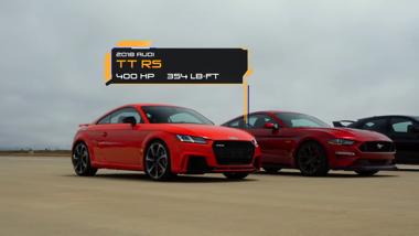 世界最速 市販車 スーパーカー ドラッグレース