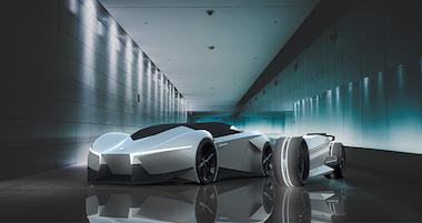 ランボルギーニ IED デザイン 2035 コンセプト