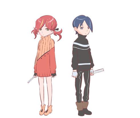 時季ヶ原姉弟
