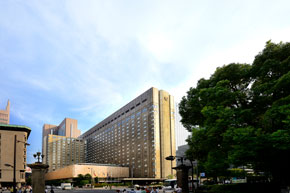 JR 東海 西日本 新幹線 スマートEX キャンペーン 帝国ホテル 外観