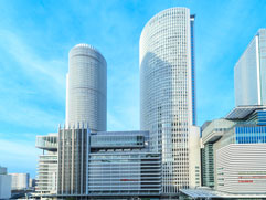 JR 東海 西日本 新幹線 スマートEX キャンペーン 名古屋マリオットアソシアホテル 外観