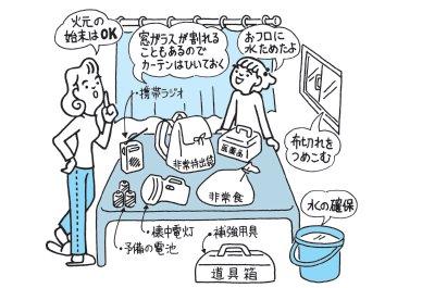 台風24号 関西電力 チェックリスト