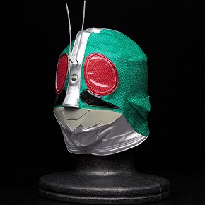 仮面ライダープロレスマスク