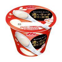森永乳業 牛乳プリン リニューアル 終売 たっぷりプリン 濃いリッチプリン 濃いリッチ杏仁豆腐