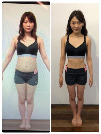 西野未姫 2カ月 ダイエット 8.5キロ 有田哲平の夢なら醒めないで AKB48