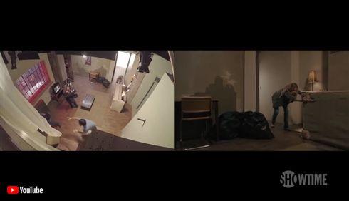 撮影現場の「高速模様替え」がすごい ジム・キャリー主演ドラマのメイキング映像公開