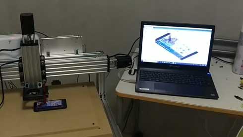 全自動 FGO ボックスガチャ 開封マシン コンピューター制御 箱 リセット