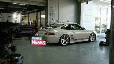 ポルシェ 911 996 グランツーリスモ