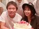 「浜ちゃんが優しい人相になってる」 浜田雅功&小川菜摘夫妻、29回目の結婚記念日で見せた深い愛情