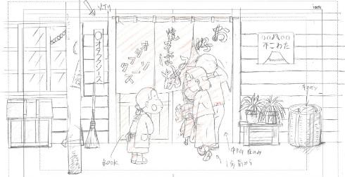 オタフクソース オオタフクコ この世界の片隅に 片渕須直 こうの史代 コトリンゴ 尾身美詞 アニメーション MAPPA 広島 お好み焼き ソース