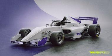 F1 Wシリーズ 女性 フォーミュラ