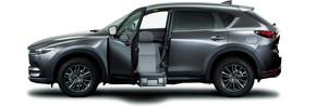 CX-5 助手席リフトアップシート車