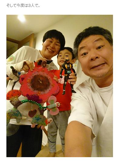 森三中 大島美幸 鈴木おさむ お笑い 女芸人 結婚 出産 夫婦 構成作家 ブログ