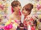 「あみちゃんが2人?」 結婚式挙げた菊地亜美、そっくりすぎる姉との2ショットにファン混乱
