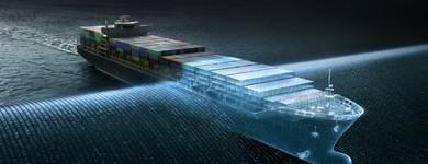 自動運転船の実用化に向けて、ロールス・ロイスとインテルが提携