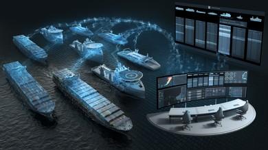 自動運転化されない船にも効果がある取り組みです
