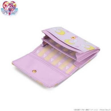 『 うさぎのお布団柄名刺・カードケース』内側写真
