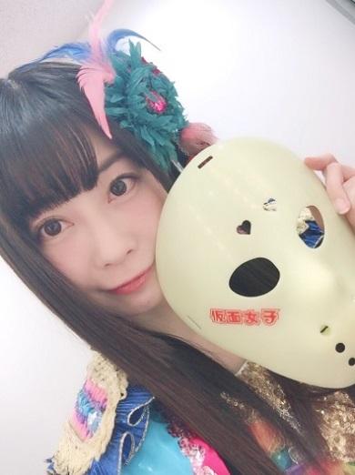 仮面女子 桜のどか 卒業報告