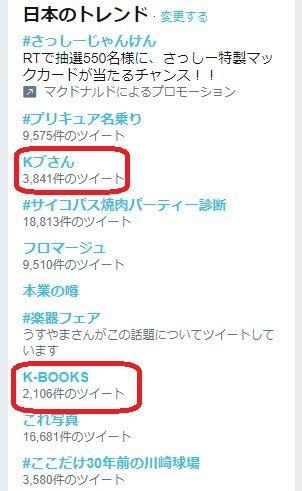 K-BOOKS ケイ・ブックス 女性向け委託同人誌事業 終了