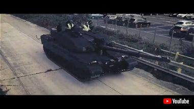 ブラックナイト 戦車 英国 チャレンジャー2
