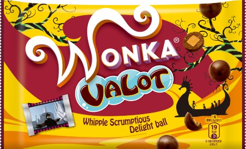 ネスレ WONKA チョコレート キットカット 販売終了 チャーリーとチョコレート工場