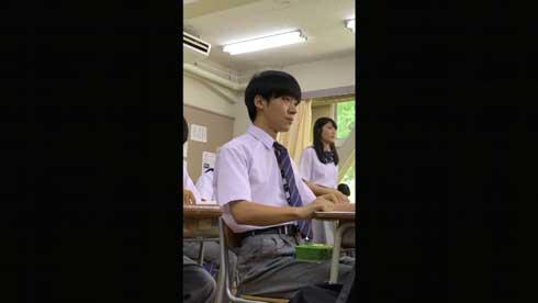 高校生 ハイテクロボ 早弁 HAYA-BEN HACKERS 動画 ヤクルト ジョア