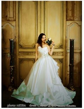 杉原杏璃 結婚 入籍 音楽会社 社長 代表取締役 相手 グラビア ウエディングドレス