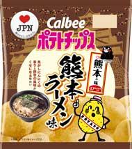 47都道府県 味 ポテトチップス カルビー 2018年 第1弾