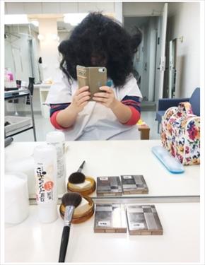 ニッチェ 江上敬子 髪型 もじゃもじゃ ヘアスタイル ビフォーアフター