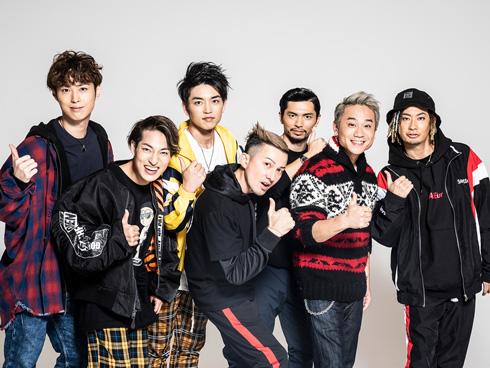 DAPUMP USA 1億 MV ダンス ISSA TOMO DAICHI