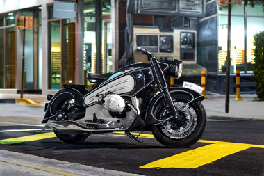 ノスタルジア バイク BMW R7 再現 幻の試作車