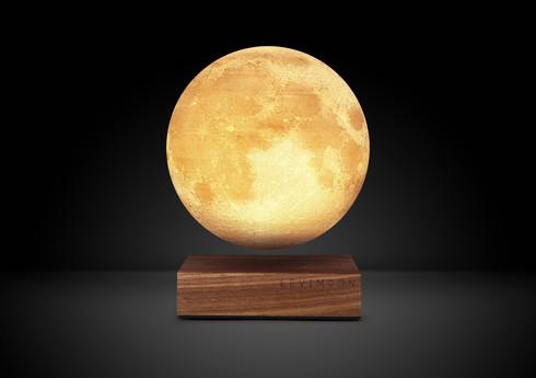 Levimoon Kibidango 月型 ランプ クラウドファンディング