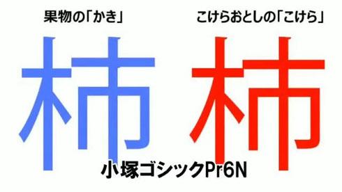 小塚ゴシックPr6N