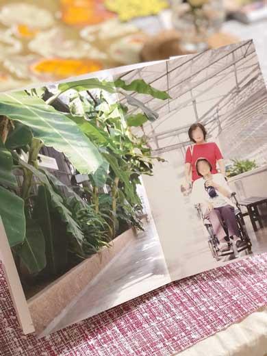 祖母 拉致 おばあちゃん 掛川花鳥園 写真集 3世代女子ぶらり旅 感動 孫